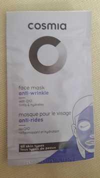 Cosmia - Masque pour le visage anti-rides