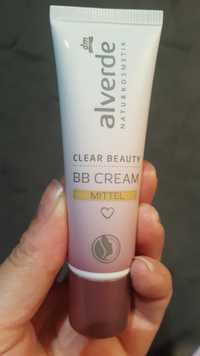 Dm - Alverde - Clear beauty BB cream mittel