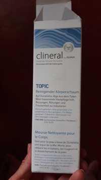 AHAVA - Topic - Mousse nettoyante pour le corps