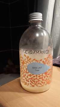 CARAMANCE - Bain lait tiaré