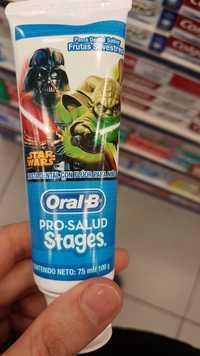 ORAL-B - Pro-salud stages star wars - Pasta dental