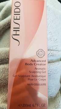 Shiseido - Advanced body creator - Aromatic sculpting gel