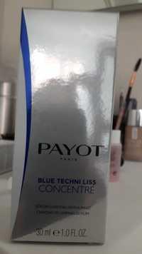 PAYOT - Blue techni liss concentré - Sérum chrono-repulpant
