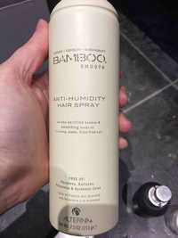 Alterna - Bamboo smooth - AntI-humidity hair spray
