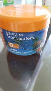 BABARIA - Coco-zanahoria - Gelatina bronceadora