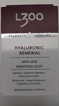 L300 - Hyaluronic renewal - Anti-âge Krem pod oczy