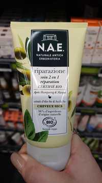 N.A.E. - Riparazione - Après-shampooing & masque soin 2 en 1 bio