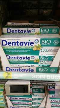 DENTAVIE - Soin homéo compatible - Dentifrice