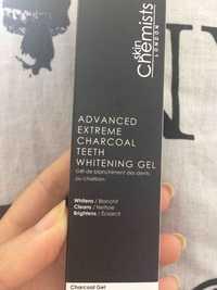 SKIN CHEMIST LONDON - Gel de blanchiment des dents au charbon