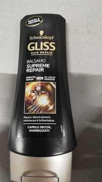 SCHWARZKOPF - Gliss hair repair - Balsamo supreme repair