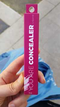 You Are Cosmetics - Concealer liquid