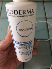 Bioderma - Atoderm - Crème nourrissante