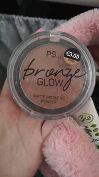 Primark - PS Bronze glow - Matte bronzing powder