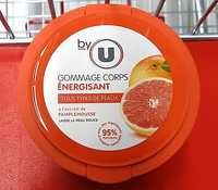 BY U - Gommage corps énergisant