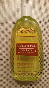 ROGÉ CAVAILLÈS - Huile bain et douche vivifiante