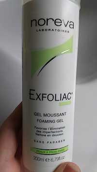 NOREVA - Exfoliac - Gel moussant