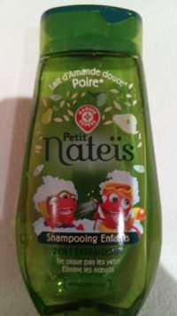 Marque Repère - Petit nateïs - Shampooing enfants 2 en 1 extra-doux