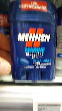 MENNEN - Marine déodorant
