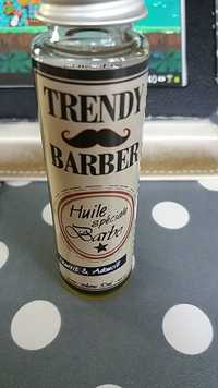 Trendy Barber - Huile spéciale barbe