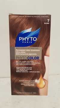 Phyto - Phytocolor - Permanent color-treatment ultra shine 7 blond