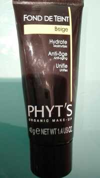 Phyt's - Fond de teint beige anti-âge