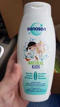 Sanosan - Natural kids  - Shower shampoo 2 in 1