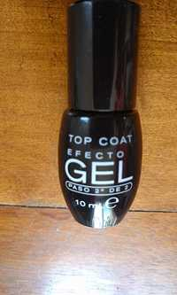 DELIPLUS - Top coat efecto gel - Vernis à ongles