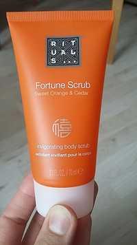 Rituals - Fortune scrub - Exfoliant vivifiant pour le corps