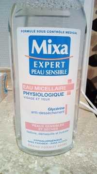 Mixa - Expert peau sensible - Eau micellaire physiologique