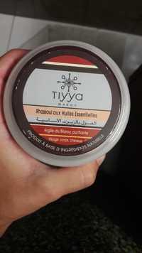 TIYYA - Rhassoul aux huiles essentielles visage corps et cheveux