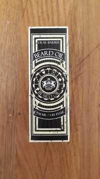 Dear Barber - Beard oil
