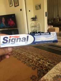 Signal - Dentifrice anti-tarte