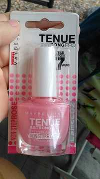 Gemey Maybelline New York - Tenue & strong pro - Vernis à ongles