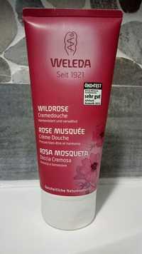 Weleda - Rose musquée - Crème douche