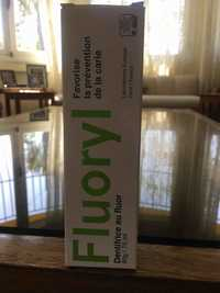 Fluoryl - Dentifrice au fluor