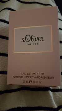 S. Olivier - S. Olivier for her - Eau de parfum