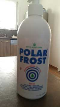 POLAR FROST - Pain relieving cold gel