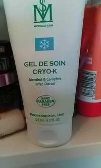 MEDICAFARM - Gel de soin cryo-k