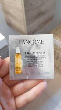 Lancôme - Miel-en-mousse - Démaquillant nettoyant