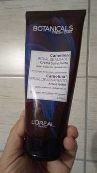 L'ORÉAL - Camelina Ritual de Alisado - Crema Suavizante