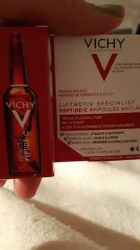 VICHY - Liftactiv peptide-C - Ampoules anti-âge