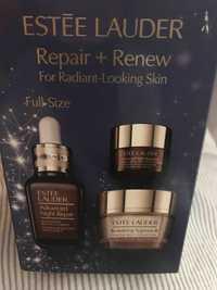 Estee Lauder - Repair + Renew for radiant-looking skin