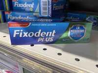 Fixodent Plus - Premium crème adhésive pour prothèses totales et partielles