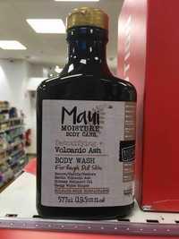 MAUI MOISTURE - Detoxifying + Volcanic ash - Gel douche
