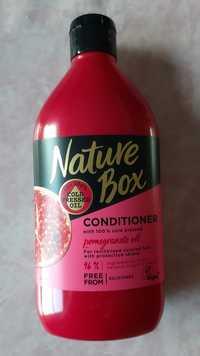 NATURE BOX - Pomegranate oil - Conditioner