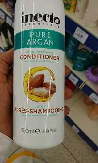 INECTO - Pure argan - Après-shampooing nourrissant