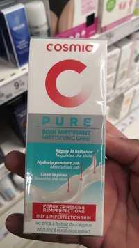COSMIA - Pure Soin matifiant