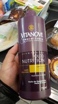 Marque Repère - Vitanove - Shampooing oléo nutrition