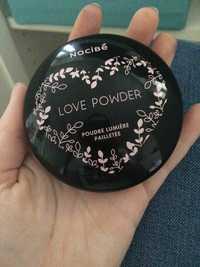 NOCIBÉ - Love powder - Poudre lumière pailletée