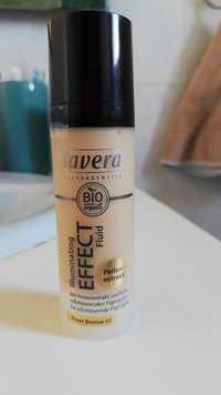 LAVERA - Illuminating effect fluid sheer bronze 02